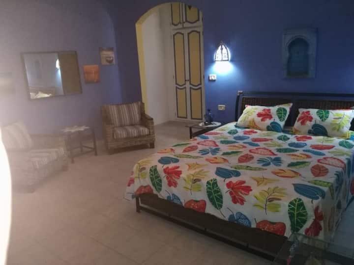 Villa avec piscine à Midoun, Djerba