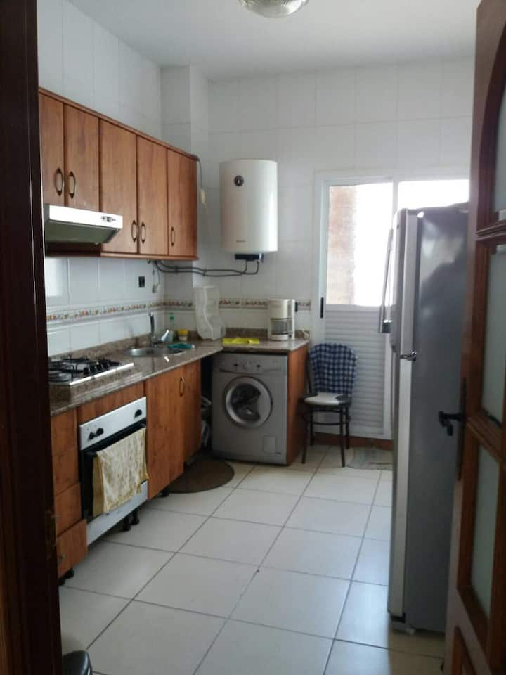 Appartement 3 chambres CABO NEGRO