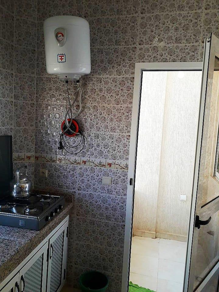 Appartement T2 2 chambre meknes