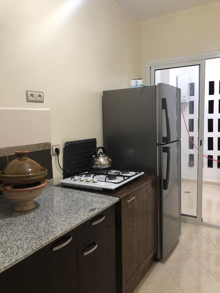Appartement en residence 4 personnes